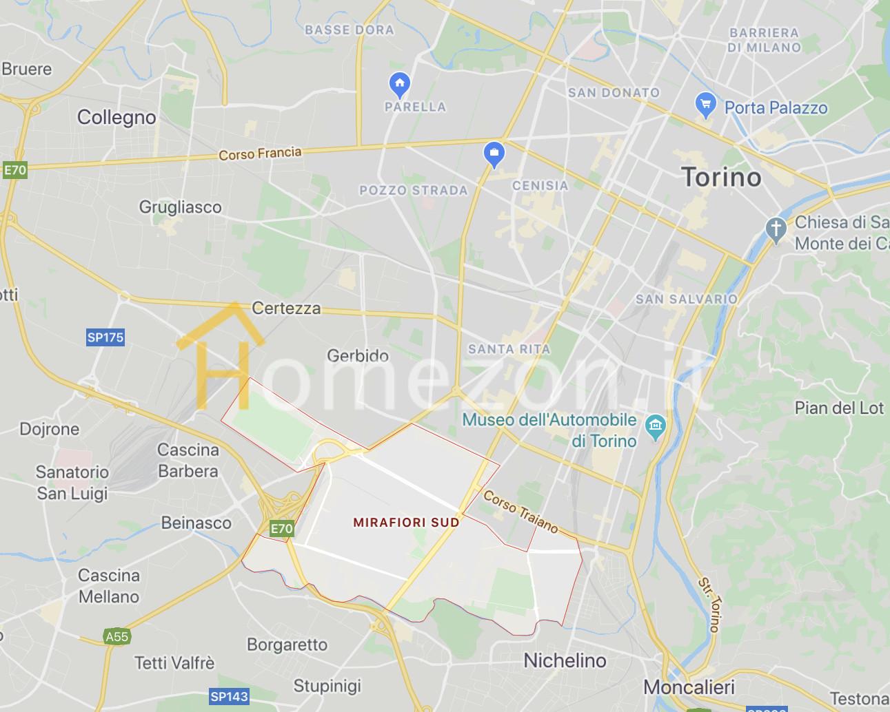 Agenzia immobiliare Quartiere Mirafiori Sud