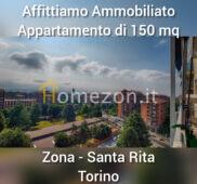 Appartamento in affitto a Santa Rita Torino