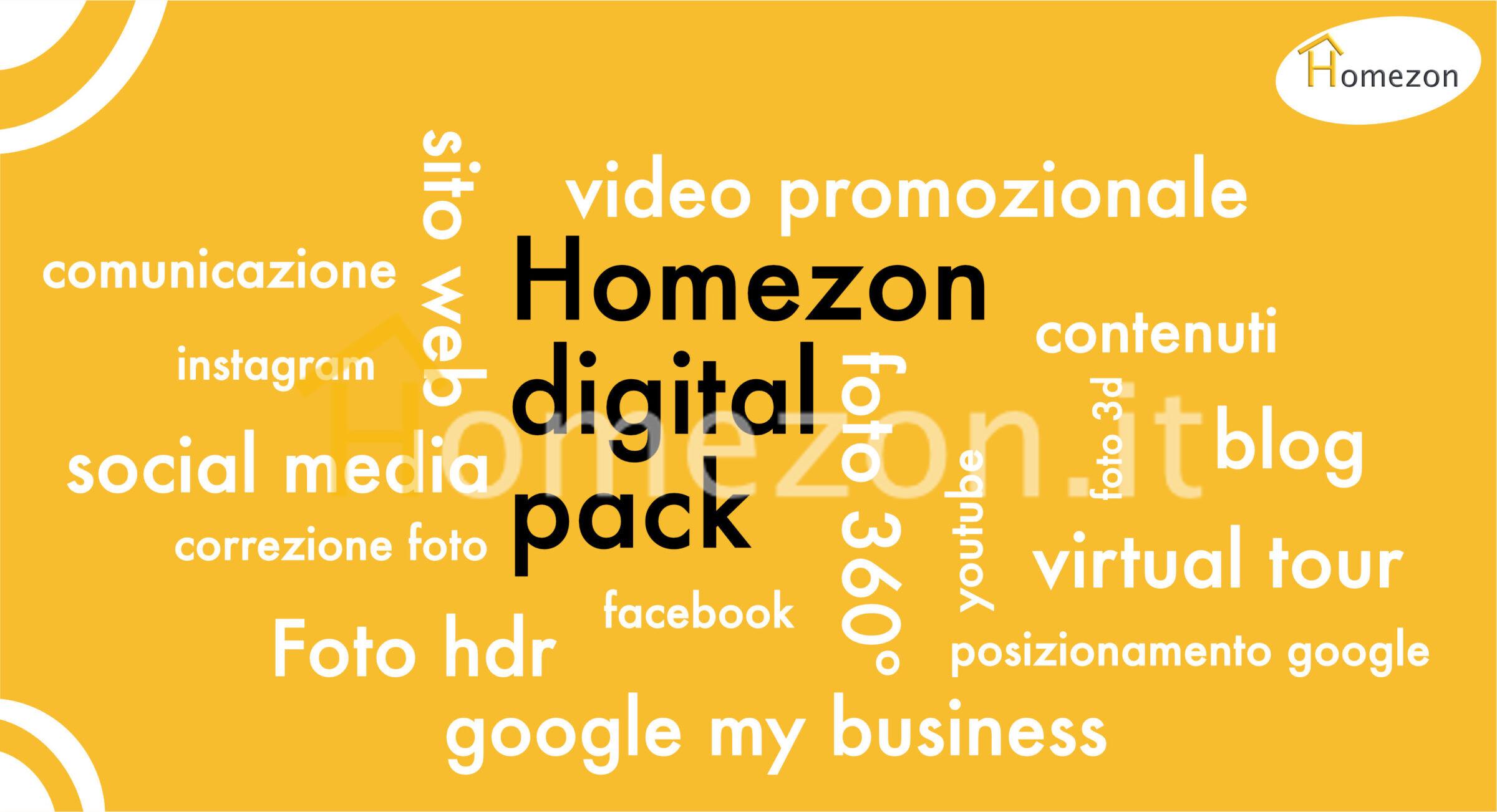 Homezon digital pack